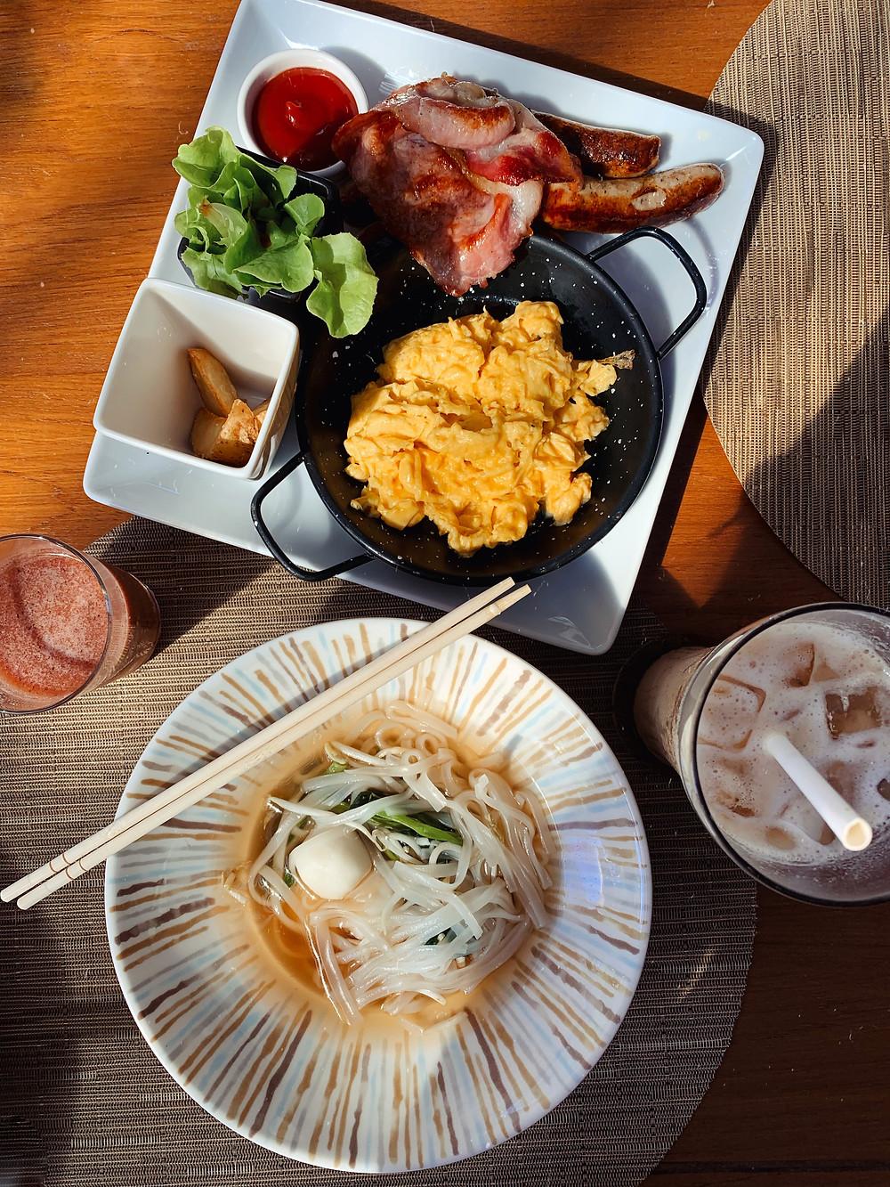 Anantara Layan Phuket Resort Breakfast