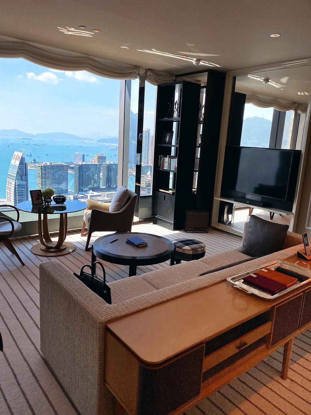 Rosewood Residences Hong Kong