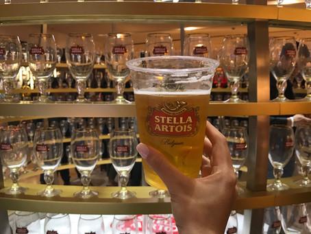 Dec 1 - 31: Stella Artois Pops Up at Pacific Place!
