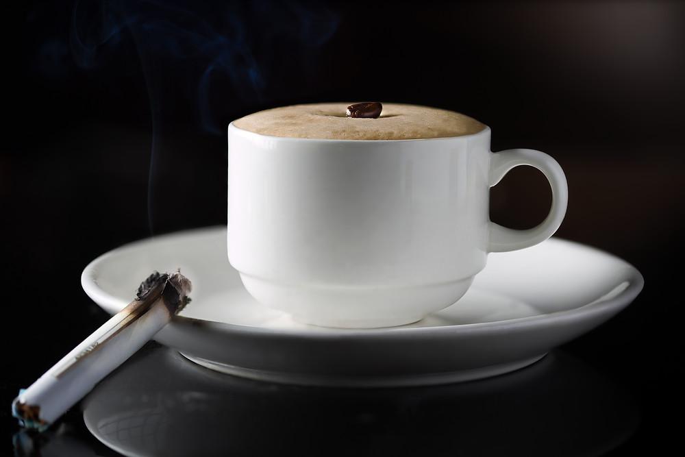 lily & bloom | coffee & cigs