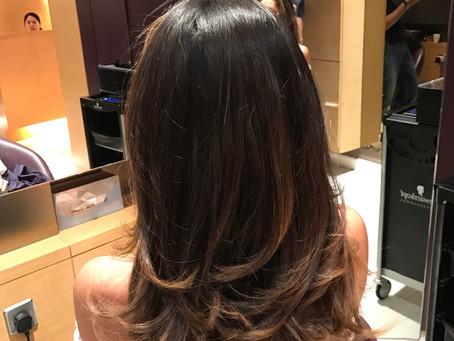 [Hong Kong] Asian Balayage by Hair Dr. Steve Mather