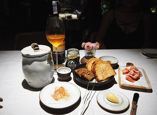 [Bangkok] Restaurant Sühring, an Out-of-this-World Experience of Modern German Cuisine