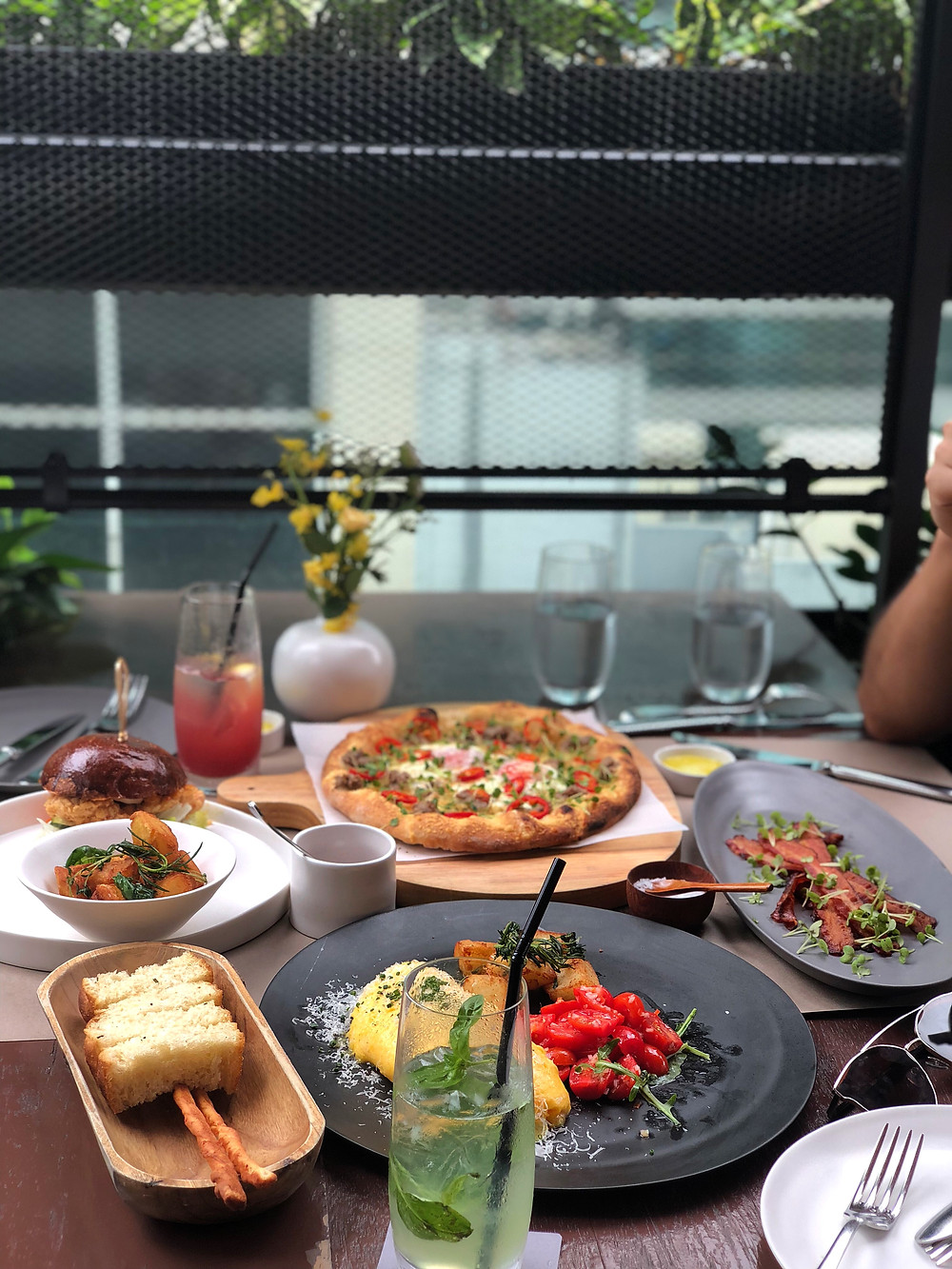Mercato by Jean-Georges Hong Kong | Brunch