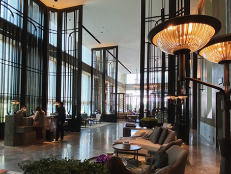 [Hong Kong] Staycation at the St. Regis Metropolitan Suite