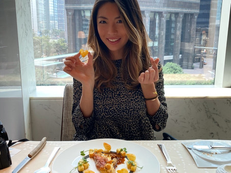 [Hong Kong] Fabulous lunch at Michelin-starred L'Envol by Olivier Elzer