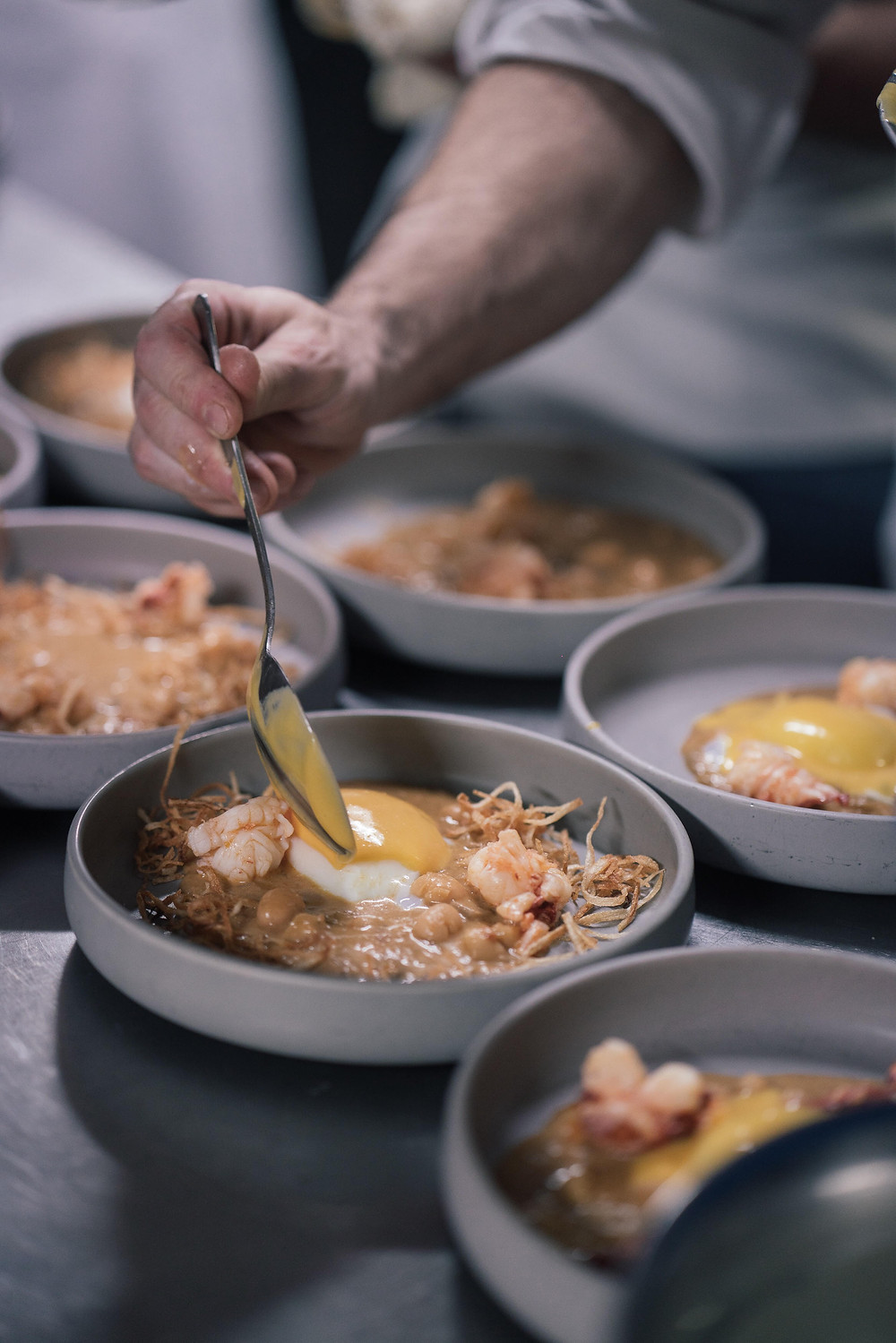 Fofo By El Willy - Chef Alex Fargas