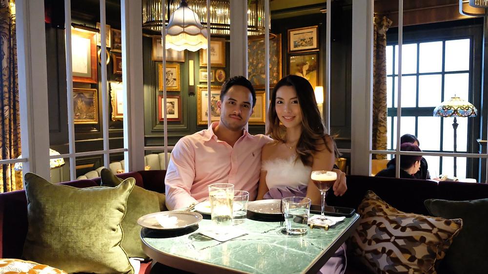 The Aubrey   Mandarin Oriental Hong Kong