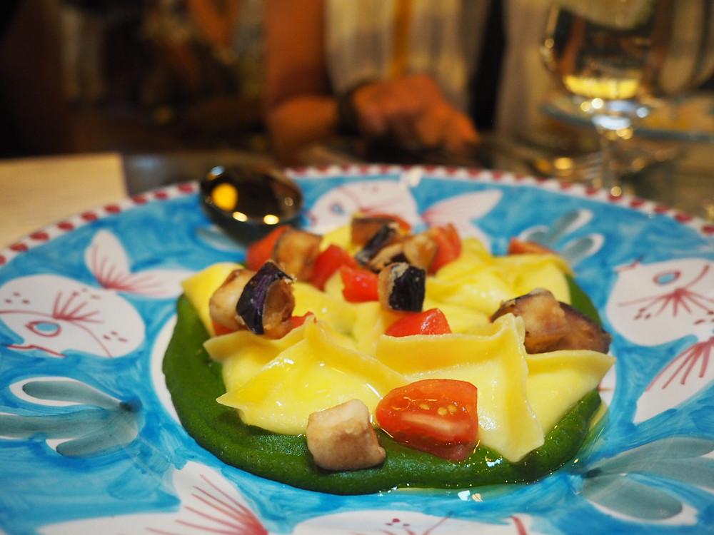 Osteria Marzia | Mozzarella Ravioli