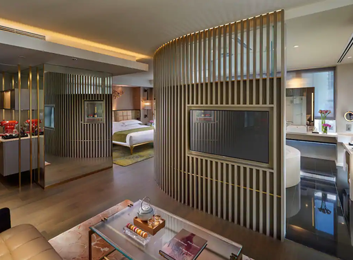 [Hong Kong] 5 best luxury hotel staycations