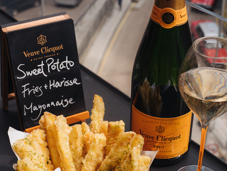 Veuve Clicquot's #YellowHour Kicks Off Quarter 2 of its New Happy Hour Series with the Theme of