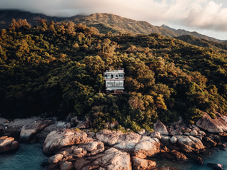 Villa Aether staycation: mysterious Lantau beachfront birthday getaway