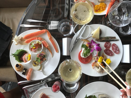 The Ultimate Dom Pérignon Sunday Brunch Launches at Ozone Hong Kong: Free-Flow Dom Pérignon Paired w