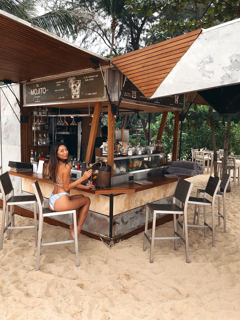 Anantara Layan Phuket | Mojito Beach Bar