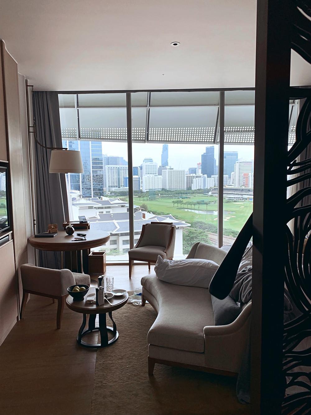 The Waldorf Astoria Bangkok   Room