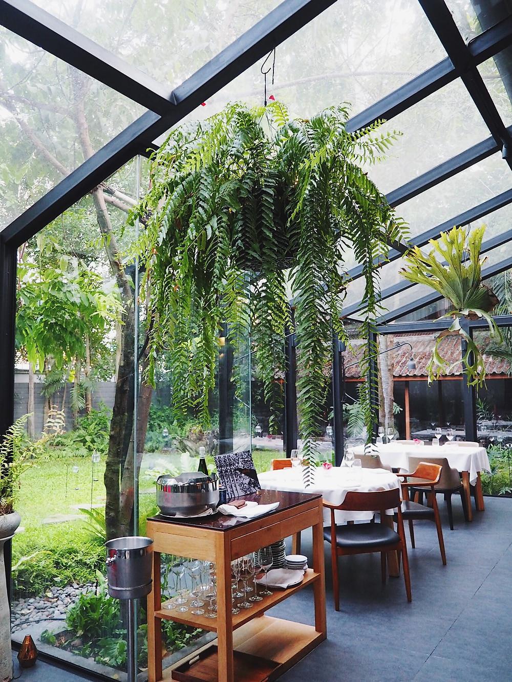 Suhring Bangkok, Thailand | Wintergarten