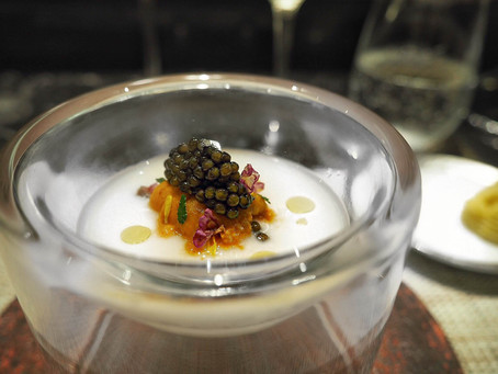 Sensational 8-Course Seasonal Dinner Menu at 1* Wagyu Takumi