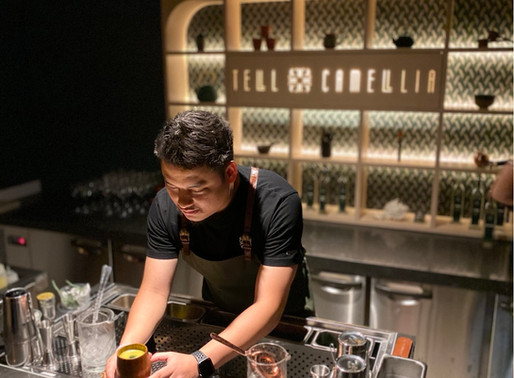 [Hong Kong] 5 new bars to check out right now