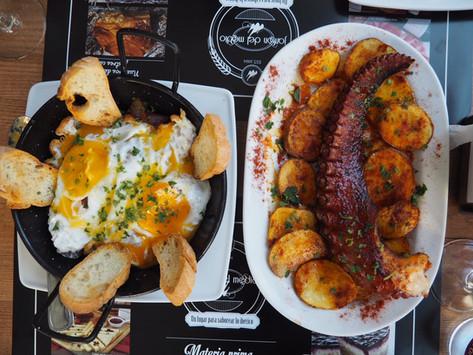 [Valencia] 5 Restaurants I Loved in Valencia