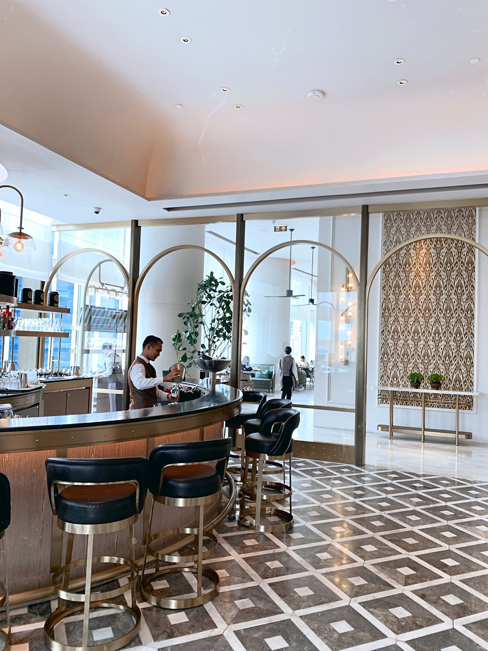 The Waldorf Astoria Bangkok