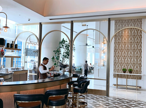 [Bangkok] My experience at new boutique hotel The Waldorf Astoria