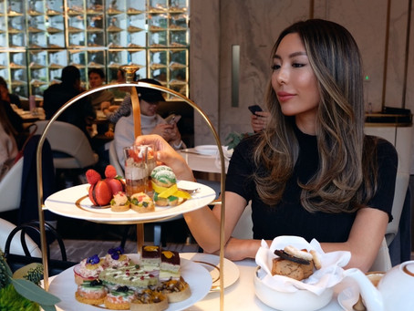 [Hong Kong] Festive afternoon tea at The Murray + giveaway!