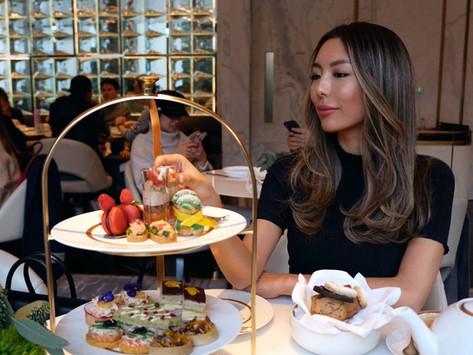 [Hong Kong] Festive afternoon tea at The Murray + giveaway!