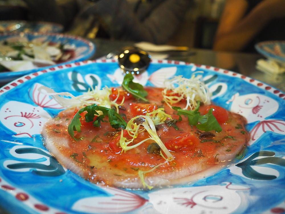 Osteria Marzia | Hamachi