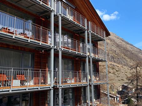 [Zermatt] The Omnia, the Swiss mountain lodge of dreams
