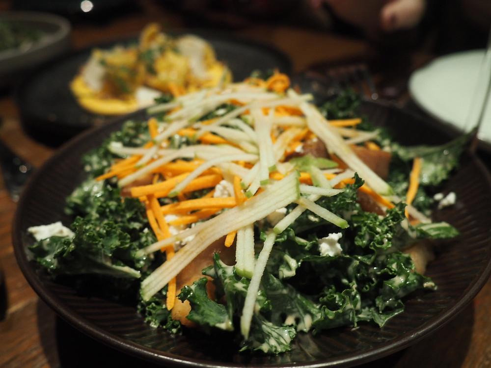 Lily & Bloom | Kale Salad