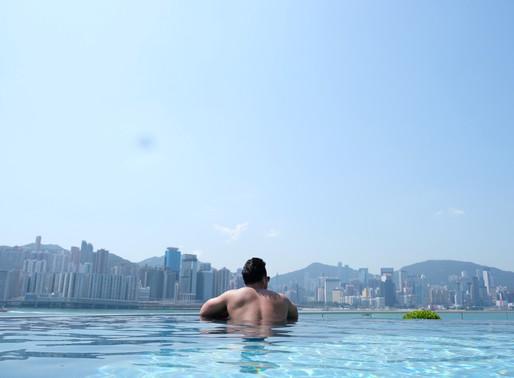 [Hong Kong] An urban retreat at the Kerry Hotel