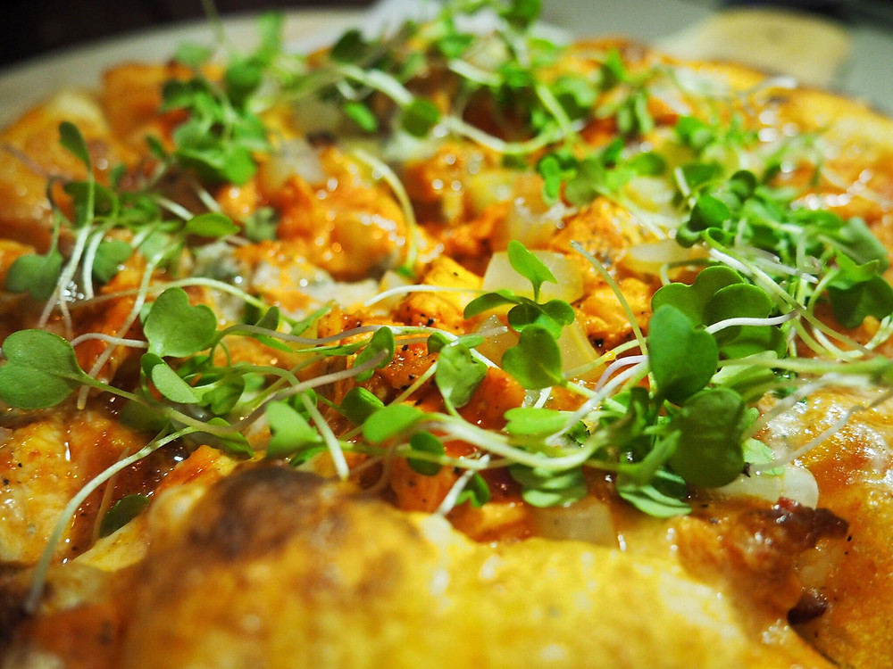 The Great Pizza Bake-Off | Chris Grare's Buffalo Chicken Pizza