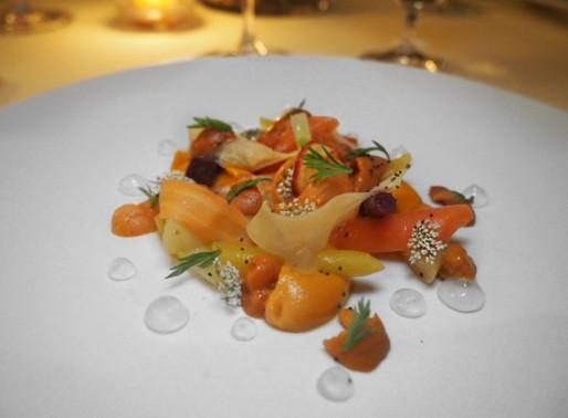 Restaurant Petrus at the Island Shangri-La: Gorgeous seasonal fare by chef Ricardo Chaneton