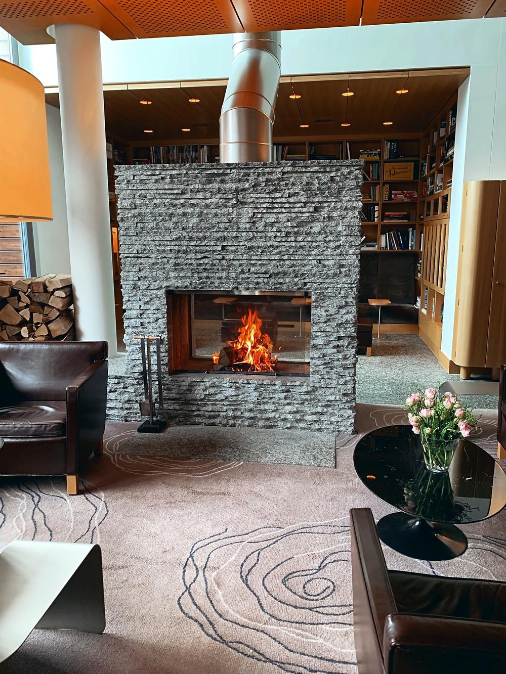 The Omnia Lobby | Zermatt