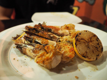 Piri Piri Chicken Fix at Flaming Frango