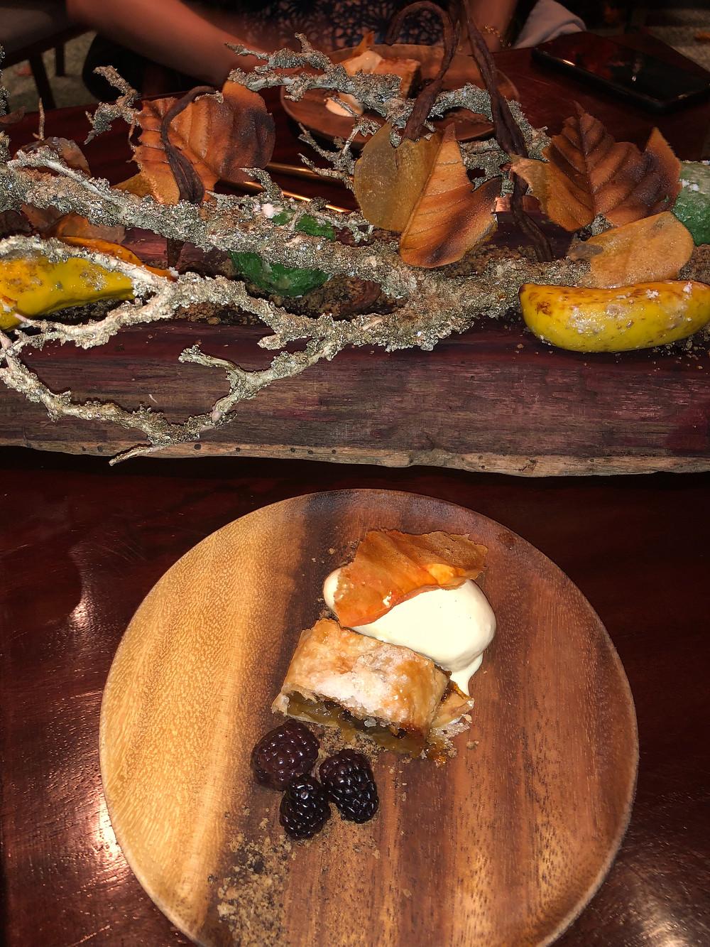 Restaurant Uwe | Uwe Opocensky | Apple Strudel