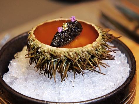 "[Hong Kong] The Chosen ""8"" omakase dinner at WHISK, The Mira Hotel TST"