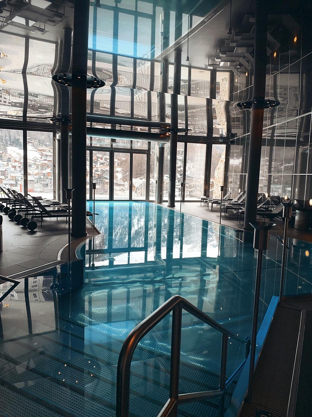 The Omnia Pool