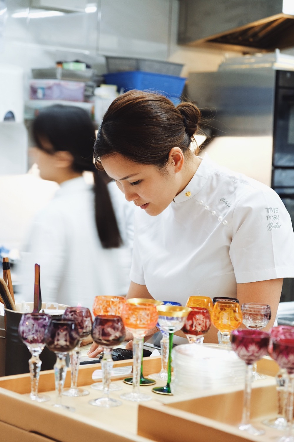 Chef Vicky Lau | Tate Dining Room