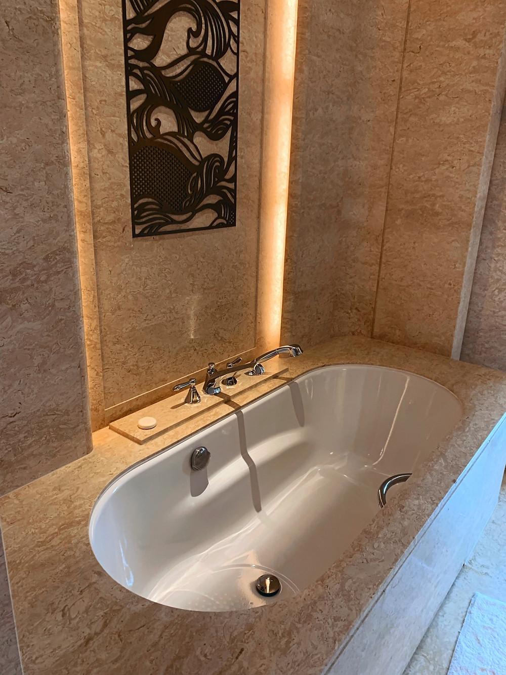 The Waldorf Astoria Bangkok   bathroom