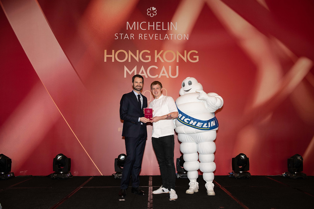 2020 Michelin Guide Hong Kong Macau | Roganic 1-star