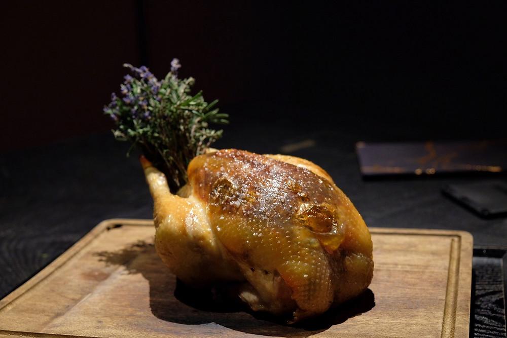 Poularde Chicken | Ecriture