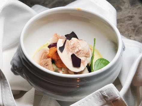 Delicious Hawaiian-infused modern fine dining at Town by Chef Bryan Nagao