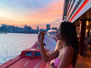Hong Kong Super Seacation: 2 nights on the Genting Dream Cruise