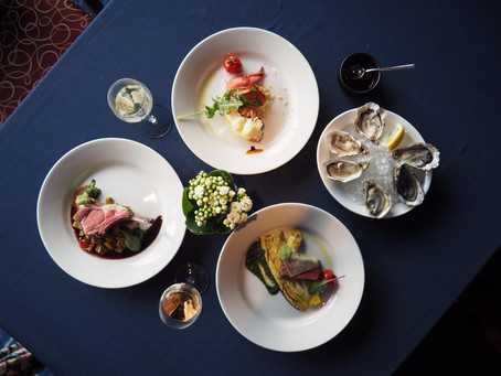 Vivacious Sunday Champagne Brunch at Oyster & Wine Bar at the Sheraton Hong Kong: The Only Brunc