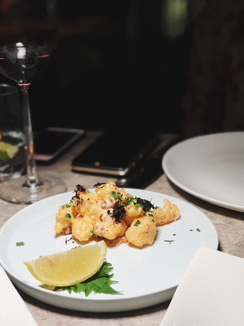 Tempura shrimp | Town HK