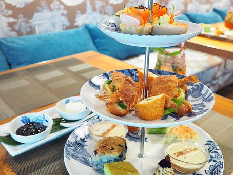 Revamped Afternoon Tea at The Envoy