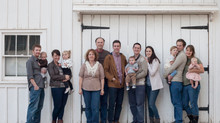 Family Portraits   Wilcox Family