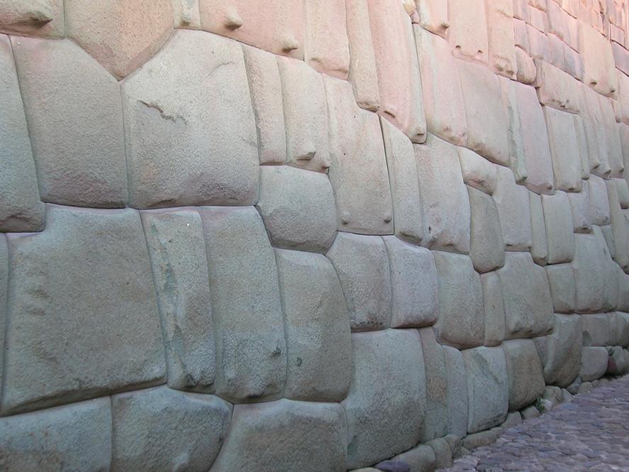 De perfecte muren van Cusco