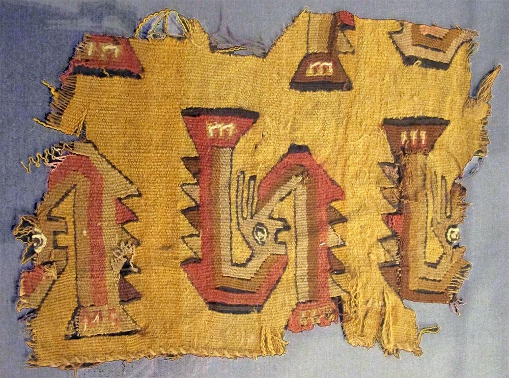 Pachacamac Textiel