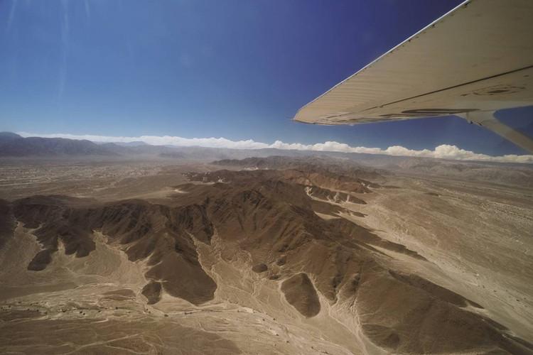 Nascalijnen - het Nasca Plateau